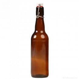 Бутыль винная 0.75 л. оливковая